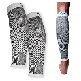 Poor Circulation, Muscle Strain  CS6 Calf Compression Sleeves