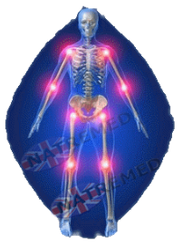 TENS is a method of electrical stimulation which primarily aims to provide a degree of pain relief by specifically exciting sensory nerves and thereby stimulating either the pain gate mechanism. http://www.natremed.co.uk/tens.html